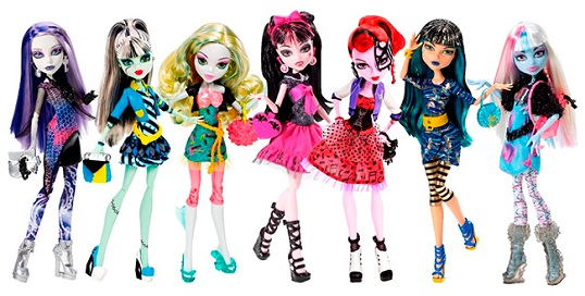 monster-high-characters