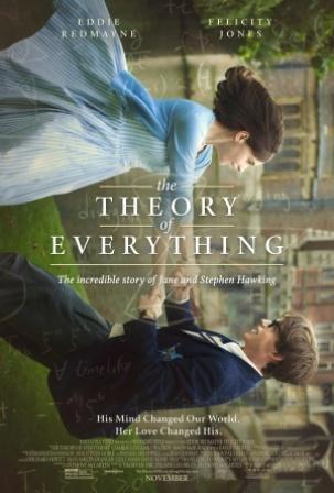 Теория всего Вселенная Стивена Хокинга постер